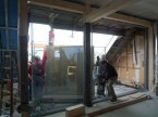 getting the glass panels only possible...