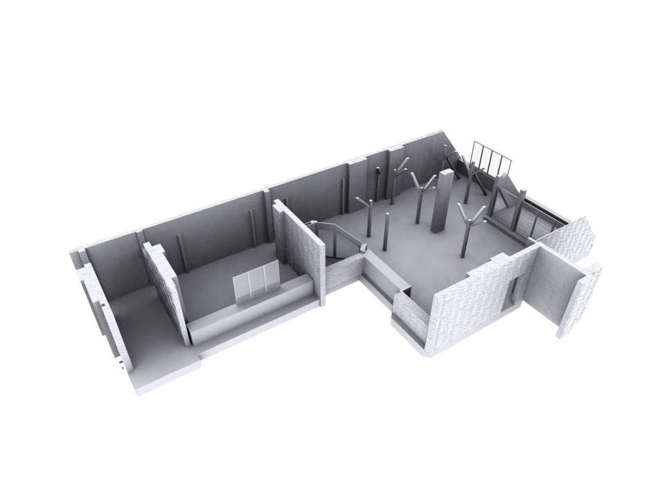 conceptual 3D model