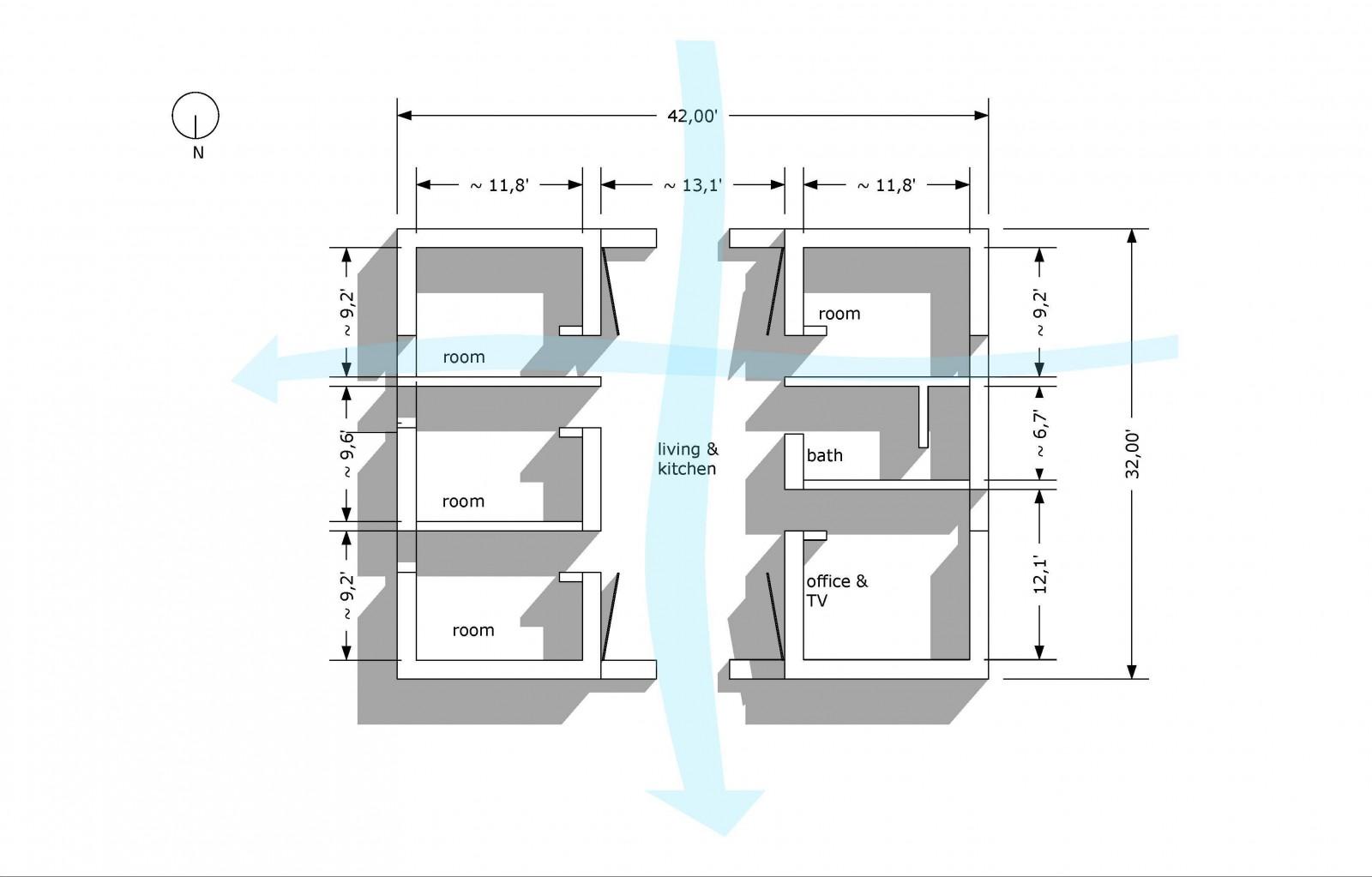 RareEarth House plan