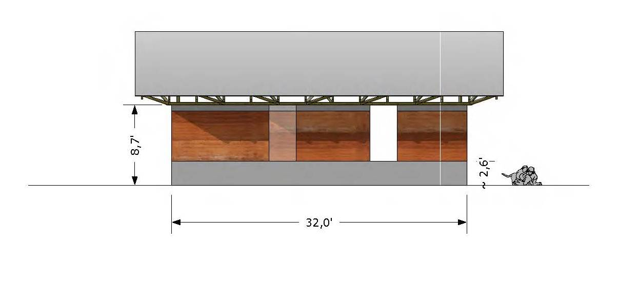RareEarth House elevation
