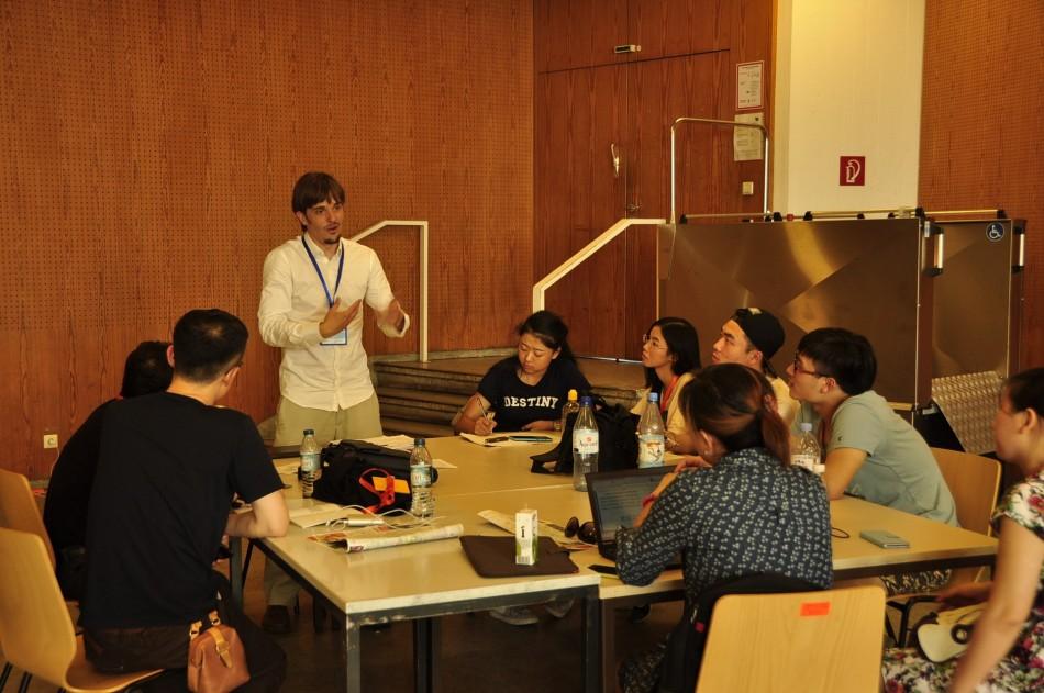 Summerschool at TU Berlin