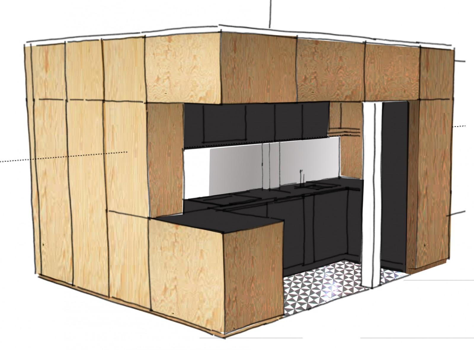 rooftop 3D concept